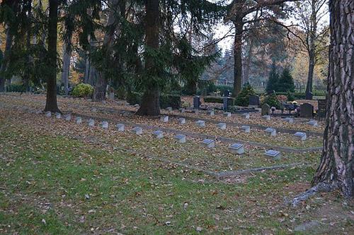 Duitse Oorlogsgraven