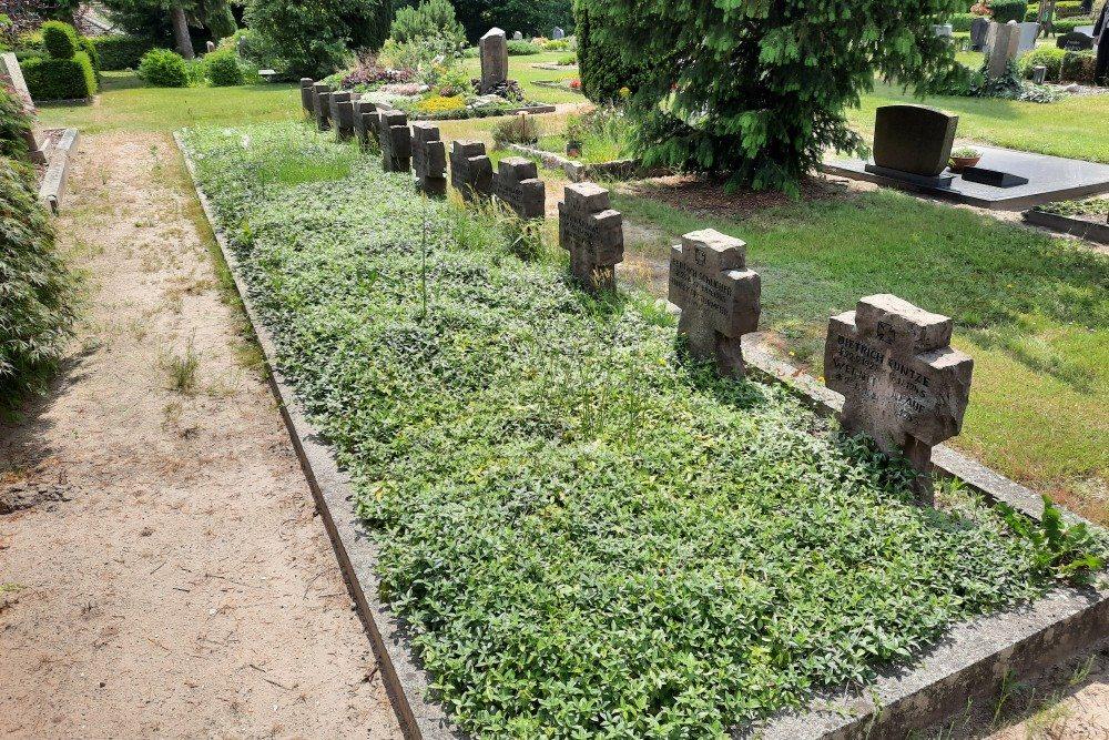Duitse Oorlogsbegraafplaats Linsburg