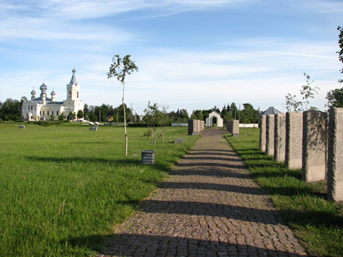 German War Cemetery Sologubovka