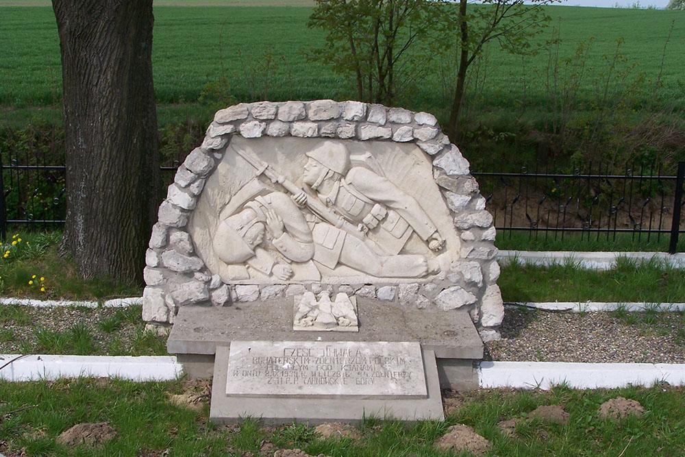 Memorial Polish Soldiers 2 September 1939