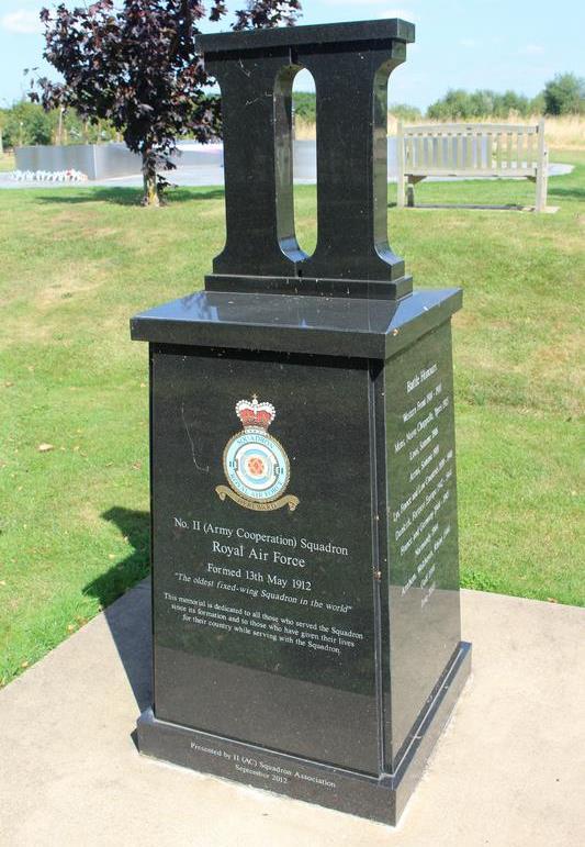 Memorial II (AC) Squadron