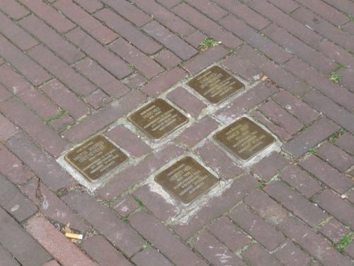 Stolpersteine Boschstraat 32