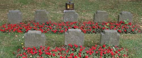 Duitse Oorlogsgraven Allrath