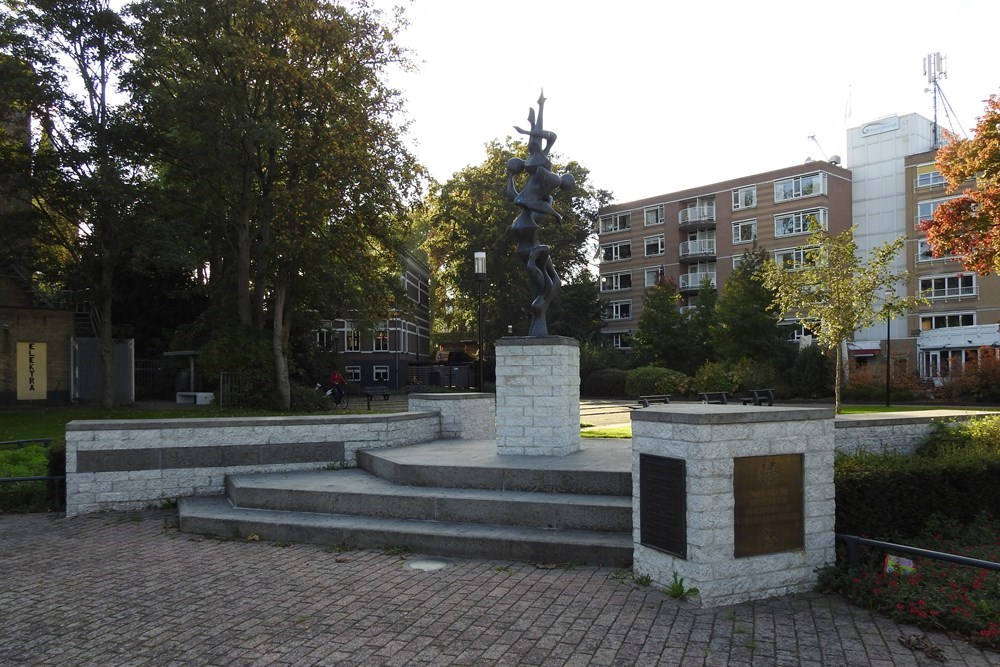War Memorial Sliedrecht