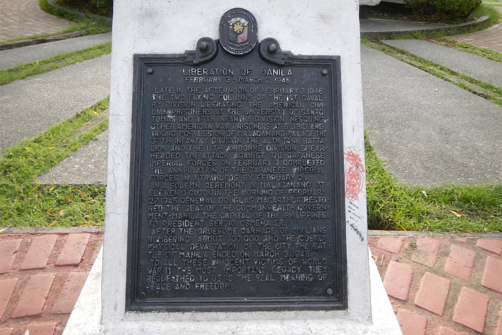 Liberation Memorial Manila