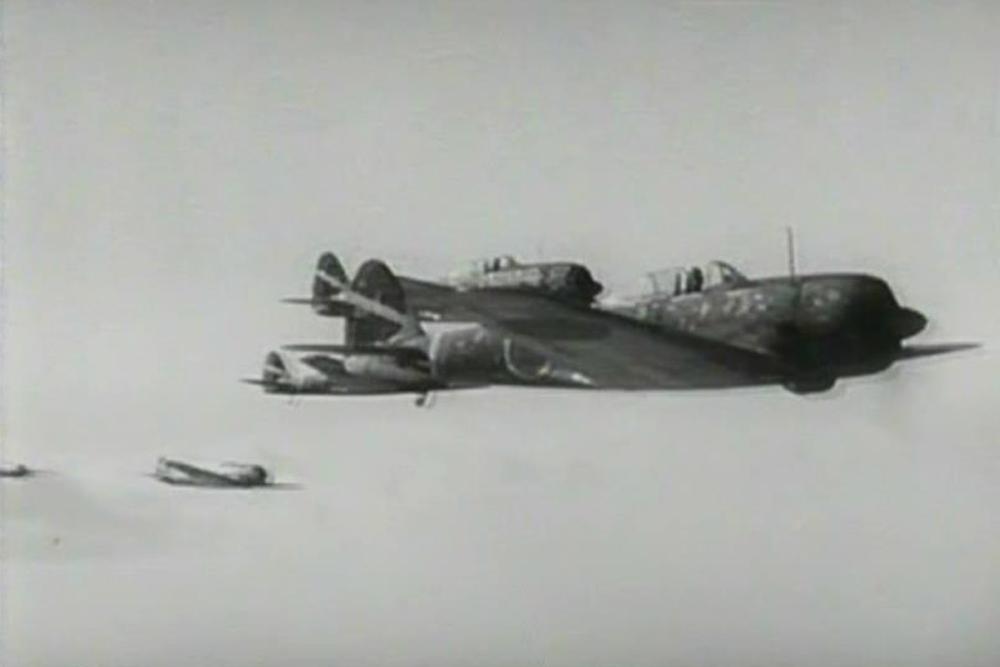 Crashlocatie Nakajima Ki-43 Hayabusa