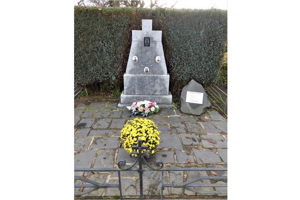 War Memorial Traimont