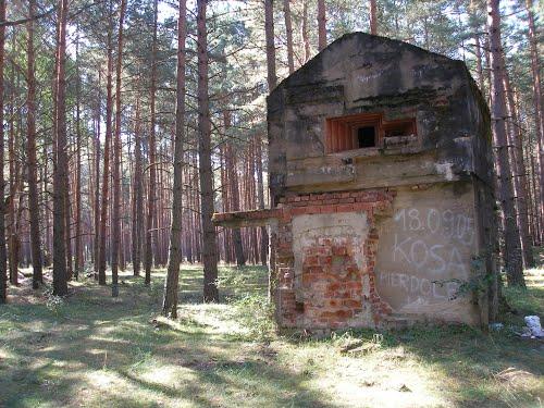 Ostwall - Camouflaged Pillbox