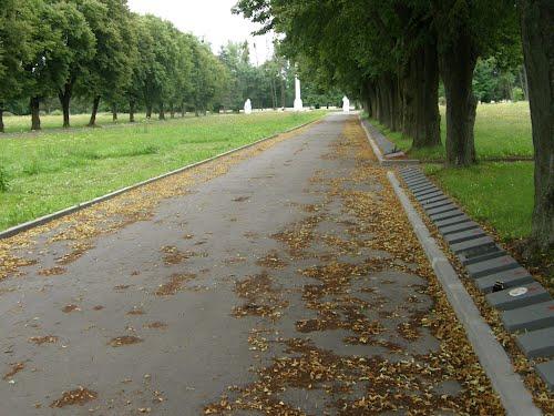 Soviet War Cemetery Braniewo