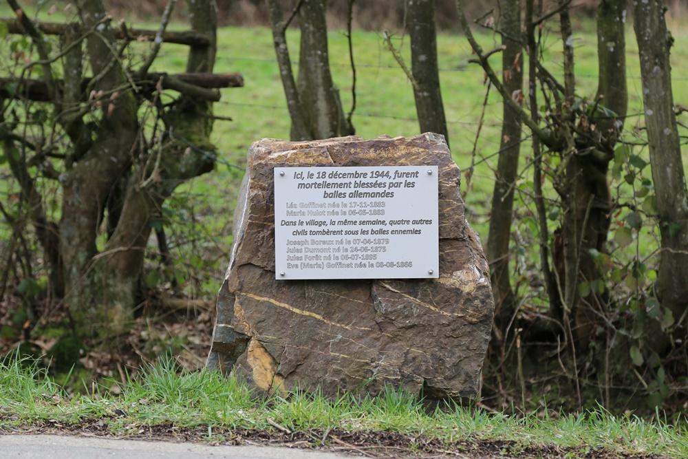 Monument 18 December 1944