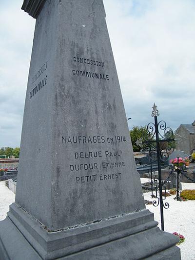 Navy memorial Le Crotoy