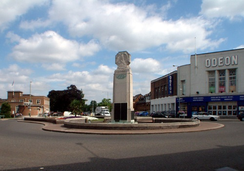 War Memorial Beckenham