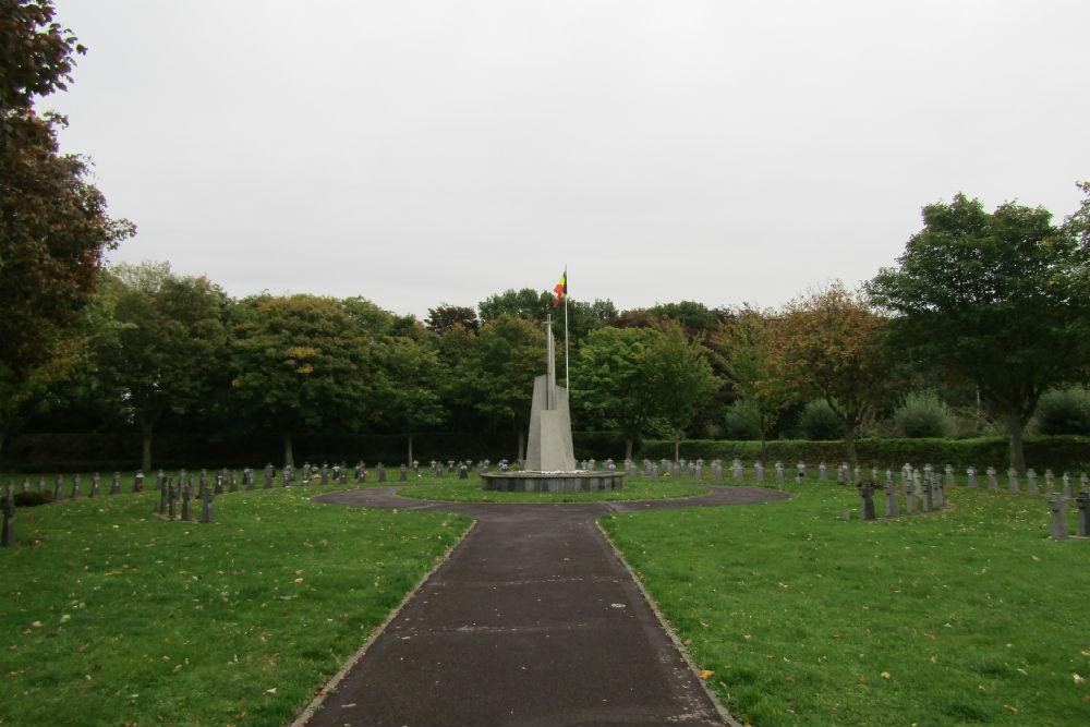 Veteran War Graves Gistel