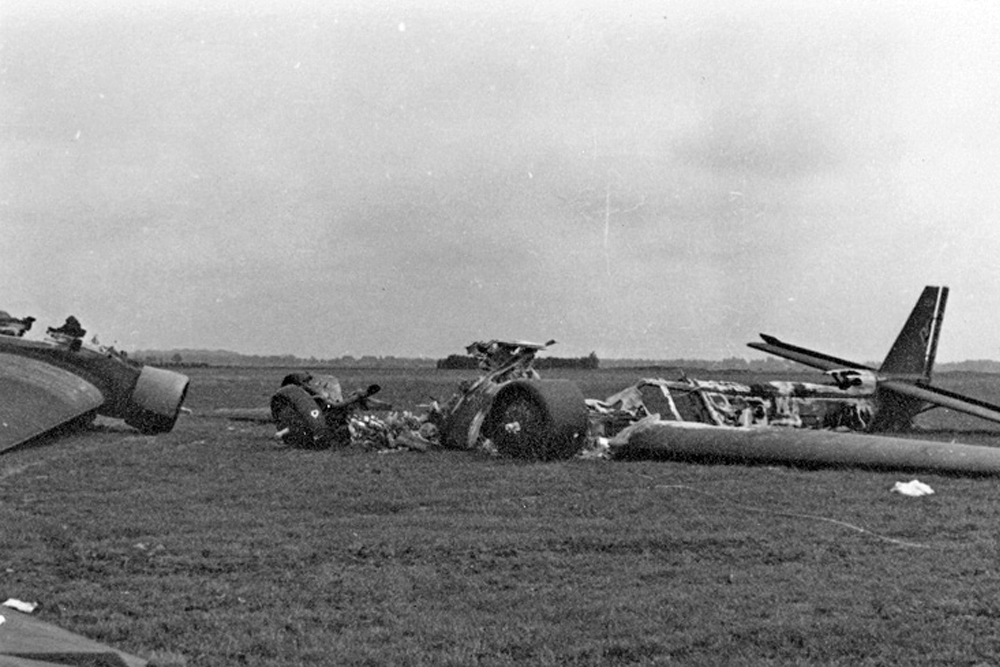 Crash Site Junkers Ju 52
