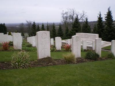 Commonwealth War Graves Hastings Cemetery