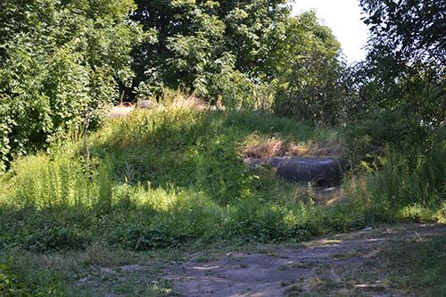 Fortified Region of Silesia - Artillery Bunker