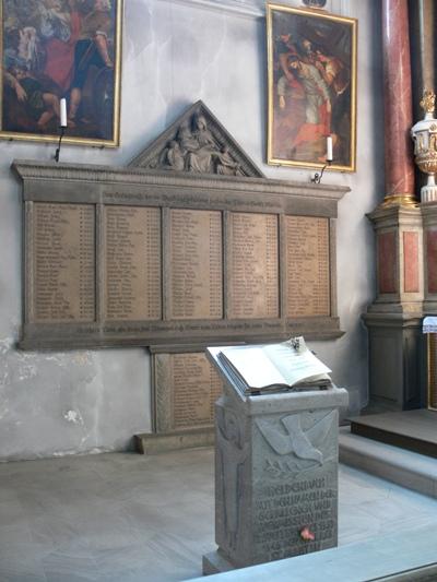 War Memorial Bamberg