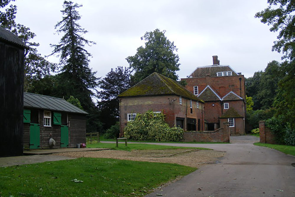 SOE Establishment - Tetworth Hall