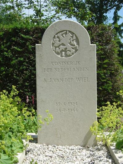 Dutch War Graves Hardinxveld-Giessendam