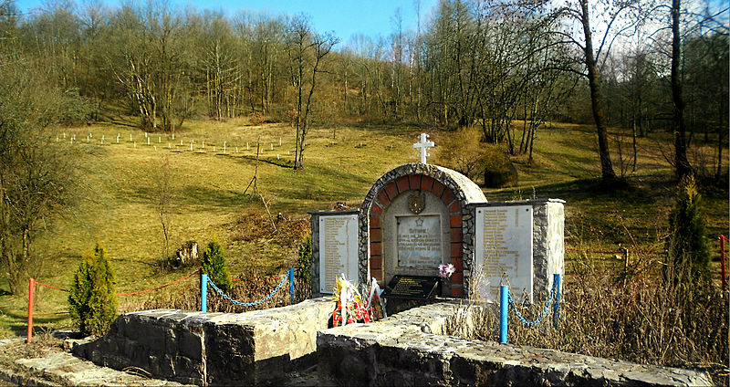 Monument Massamoord Rakanovac