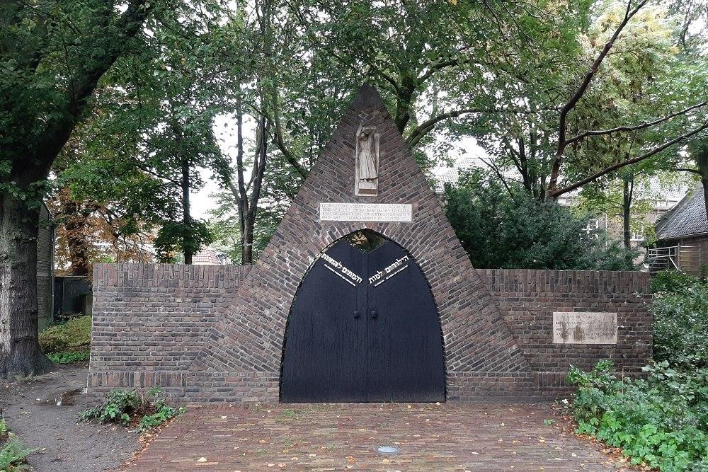 Joods Monument Gouda