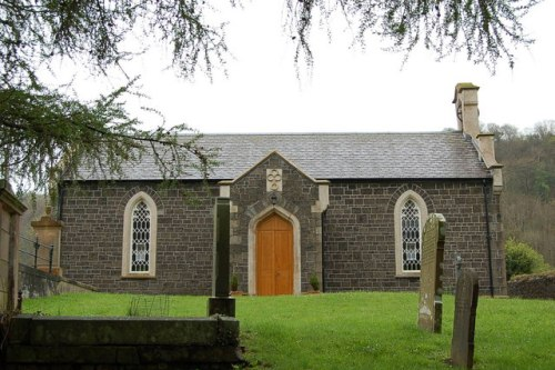 Oorlogsgraven van het Gemenebest St. John Church of Ireland Churchyard