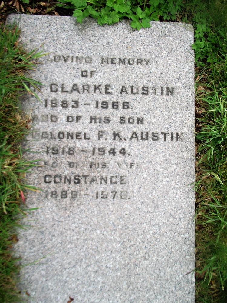 Oorlogsgraf van het Gemenebest St. Patrick Cathedral Burial Ground
