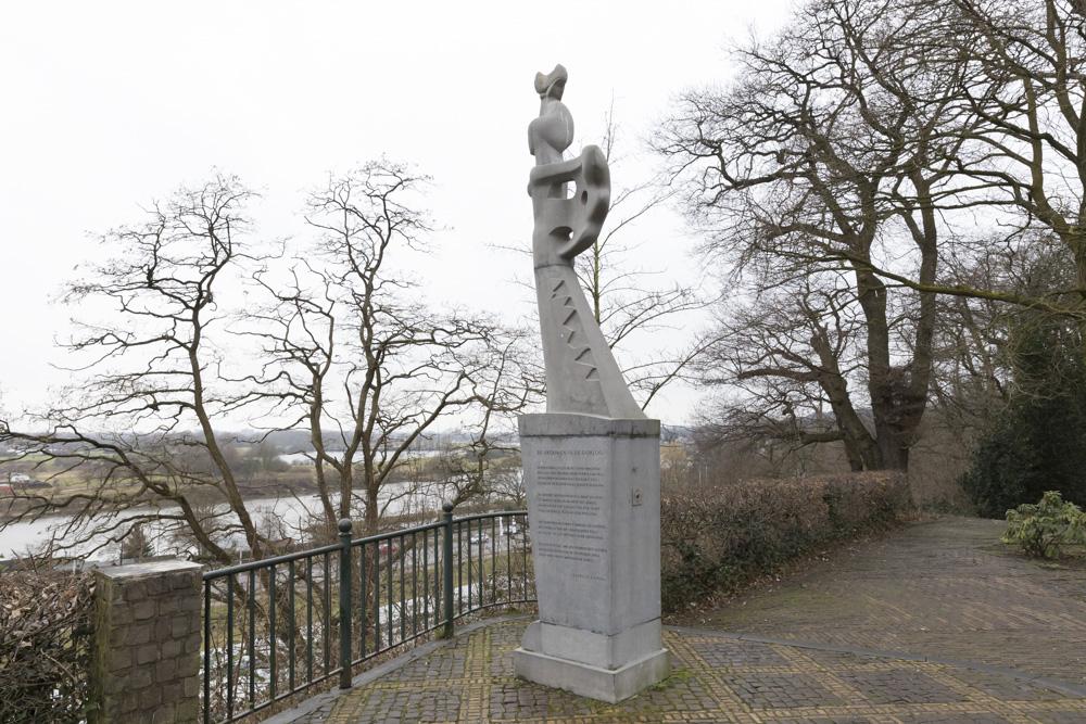 Monument 'De vrouwen in oorlogstijd'