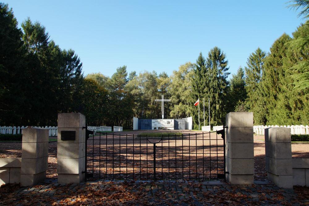 Poolse Oorlogsbegraafplaats Lommel