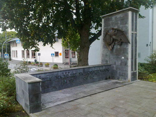 War Memorial Richterich