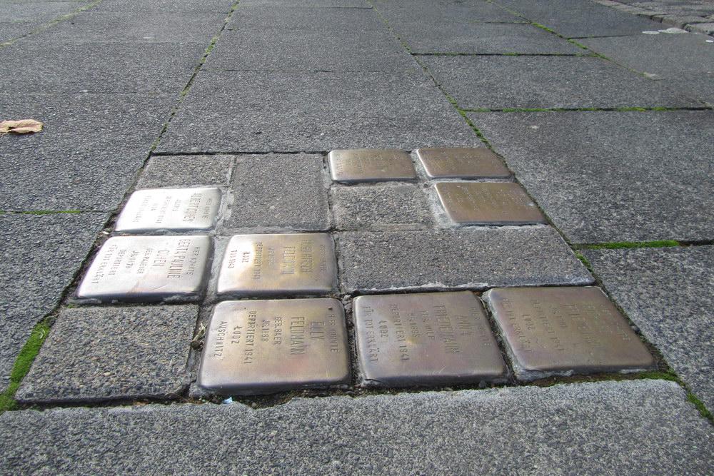 Stumbling Stones Kaesenstraße 24
