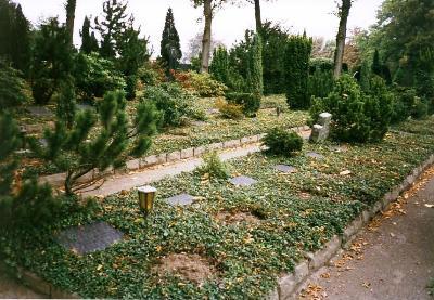Duitse Oorlogsgraven Kleve