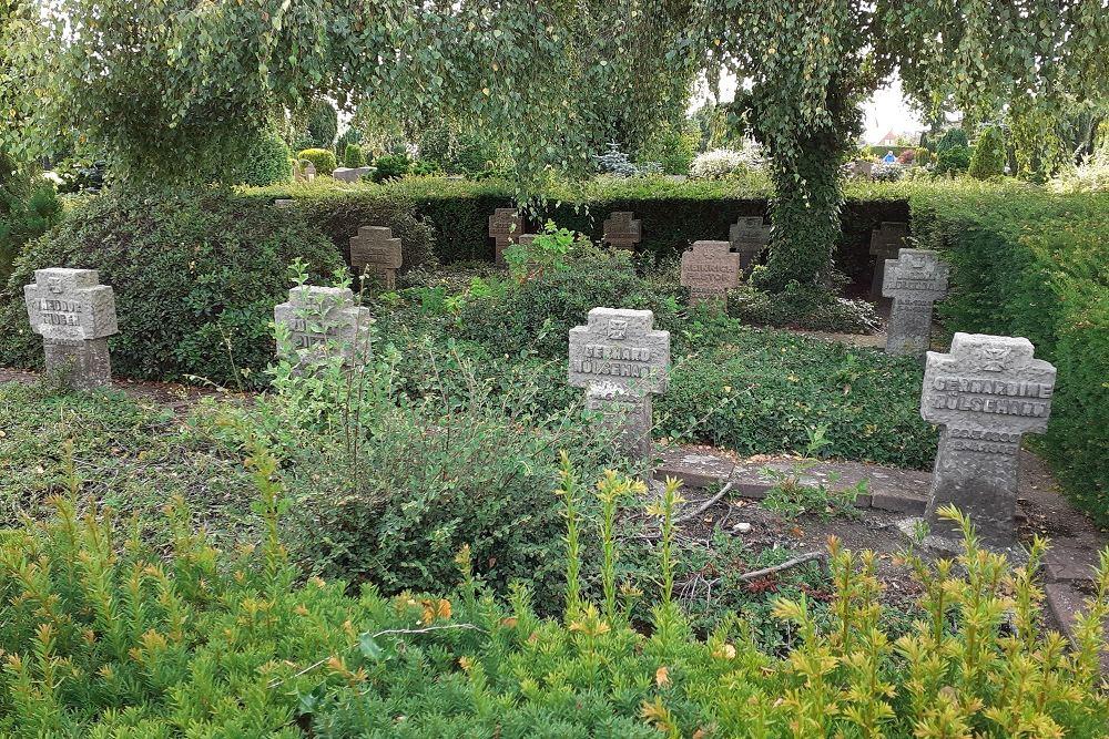 German War Graves Bad Bentheim