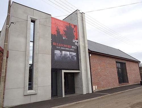 Museum Bullecourt 1917