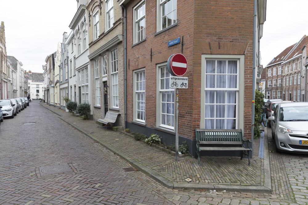 Stolperstein Hamstraat 28