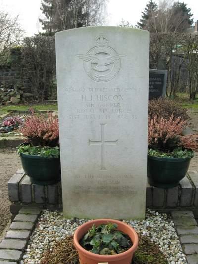 Commonwealth War Grave Beesel