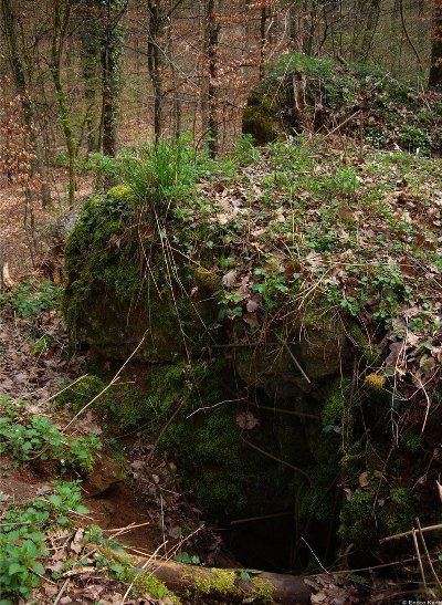 Westwall - Restant Bunker Dillingen