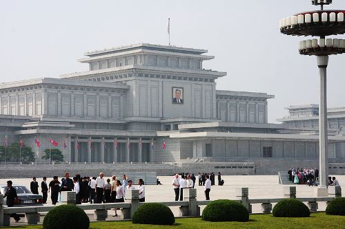 Kumsusan Memorial Palace