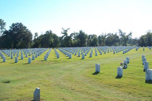Commonwealth War Graves Barrancas National Cemetery