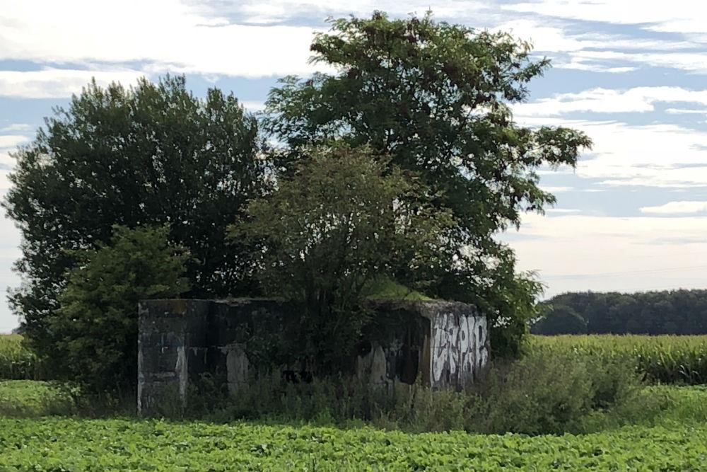 Bunker Sainghin en Mêlantois