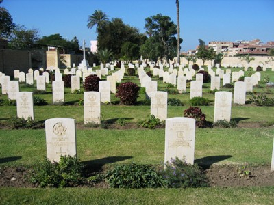 Commonwealth War Cemetery Tel-el-Kebir
