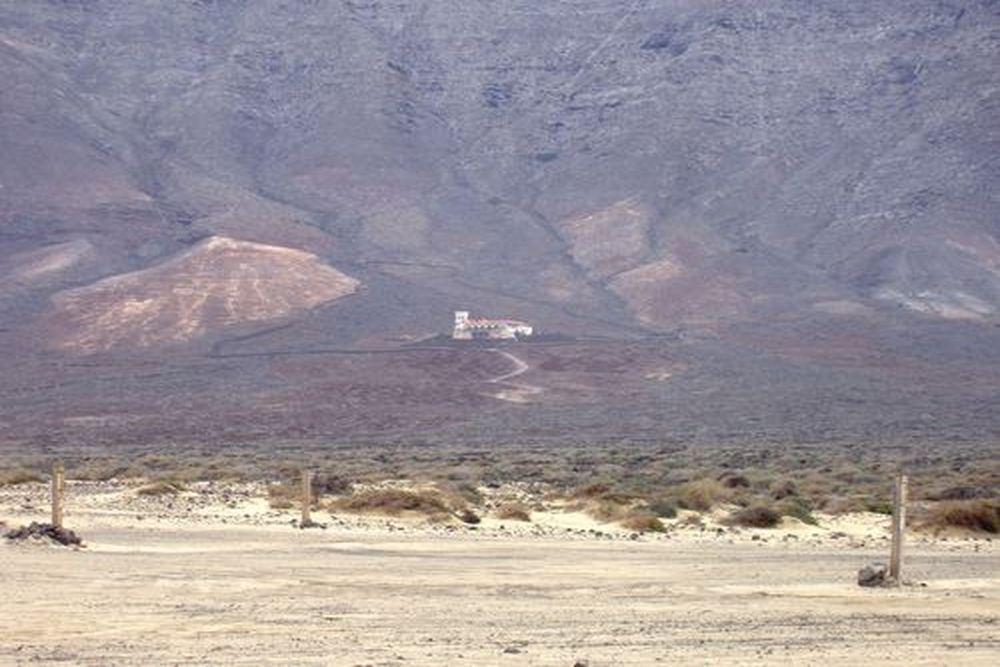 Nazi Villa Winter Fuerteventura
