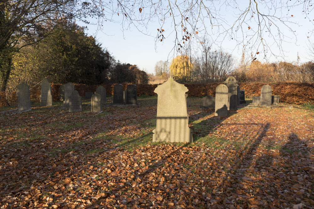Memorial Stone Jewish Cemetery Dinxperlo