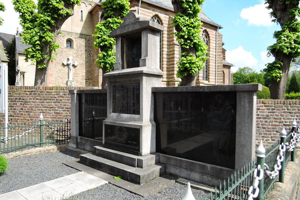 War Memorial Paffendorf