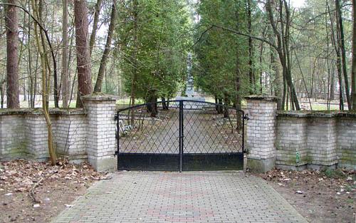 Soviet War Cemetery Augustów