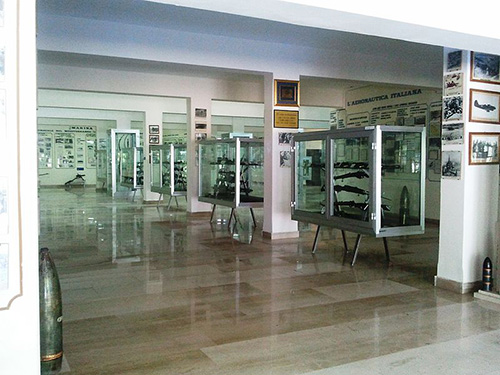 Oorlogsmuseum Sacrario dei caduti d'oltremare di Bari