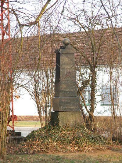 War Memorial Nexdorf