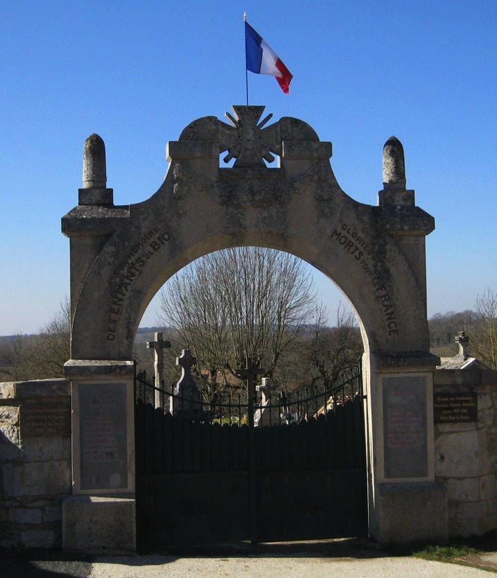 War Memorial Bio