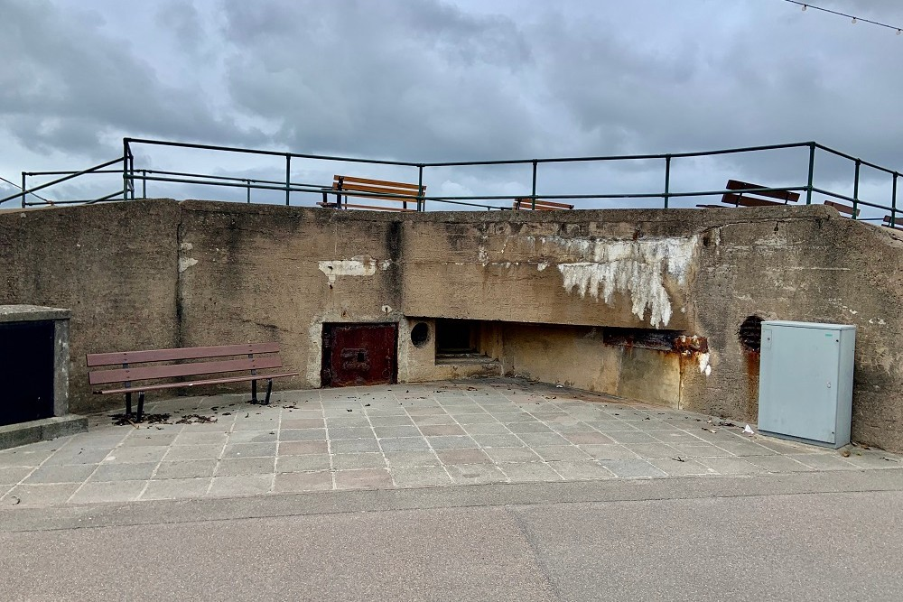Bunker Type 631b 4,7 cm antitankkanon kazemat