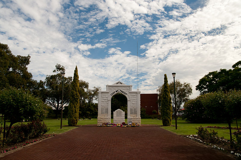 War Memorial Cannington